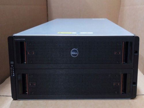 Dell Compellent SC280 High Density Dense Storage Enclosure 504TB 5U 12G SAS